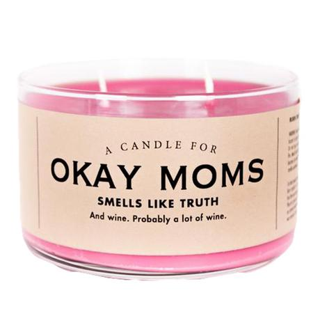 Whiskey River Soap - Okay Moms Candle 17oz