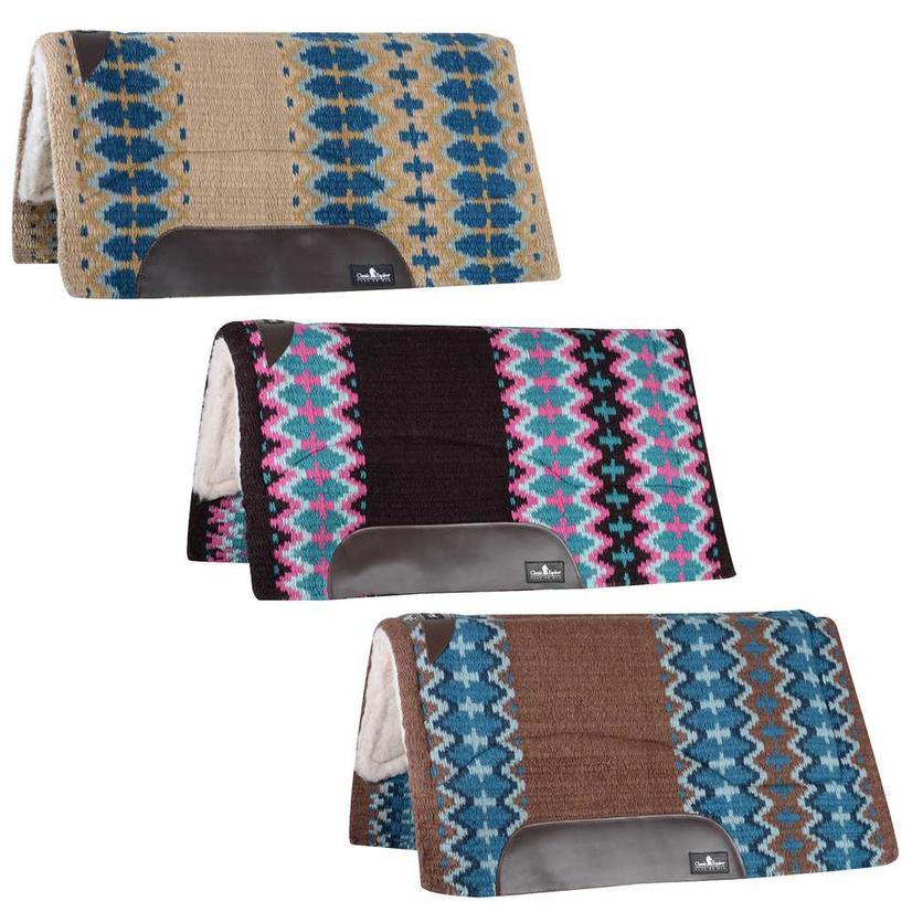 Classic Equine Sensorflex Wool Top Pad 32