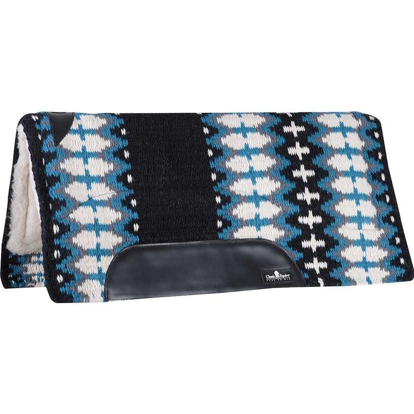 Classic Equine Sensorflex Wool Top Pad 34