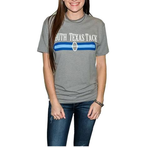 STT Blue Stripe Grey Tee