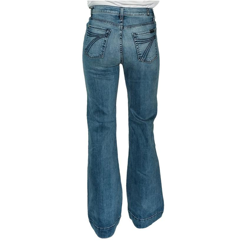 7 For All Mankind Modern Dojo Canyon Ranch Women's Trouser Jeans