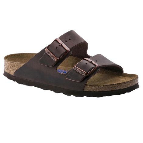 Birkenstock Arizona Habana Soft Footbed Men's Sandal
