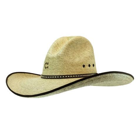 Charlie 1 Horse Bandito B Straw Hat