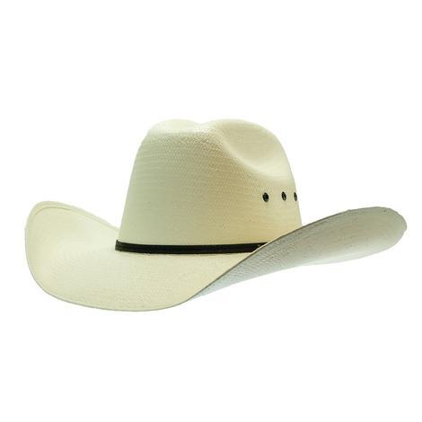 Stetson Short Go JR 3.75Brim Natural Straw Hat
