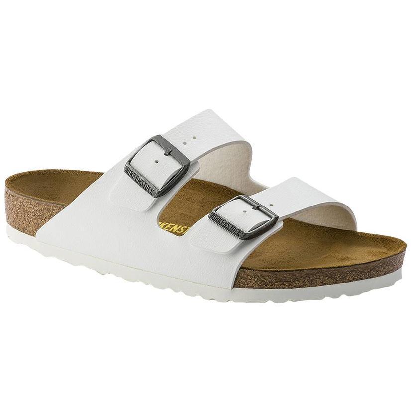 Birkenstock Arizona Women's White Sandals