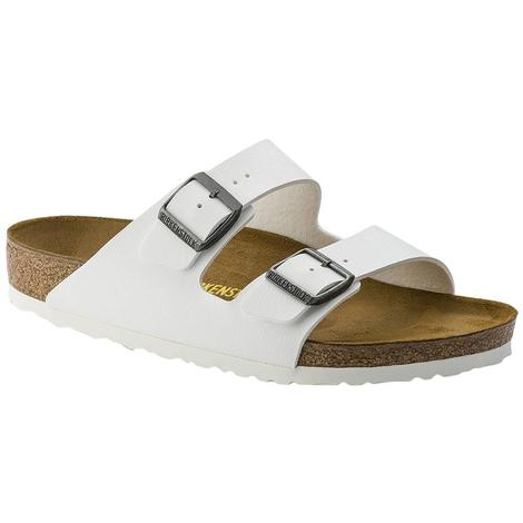 Birkenstock Arizona Women's White Sandals