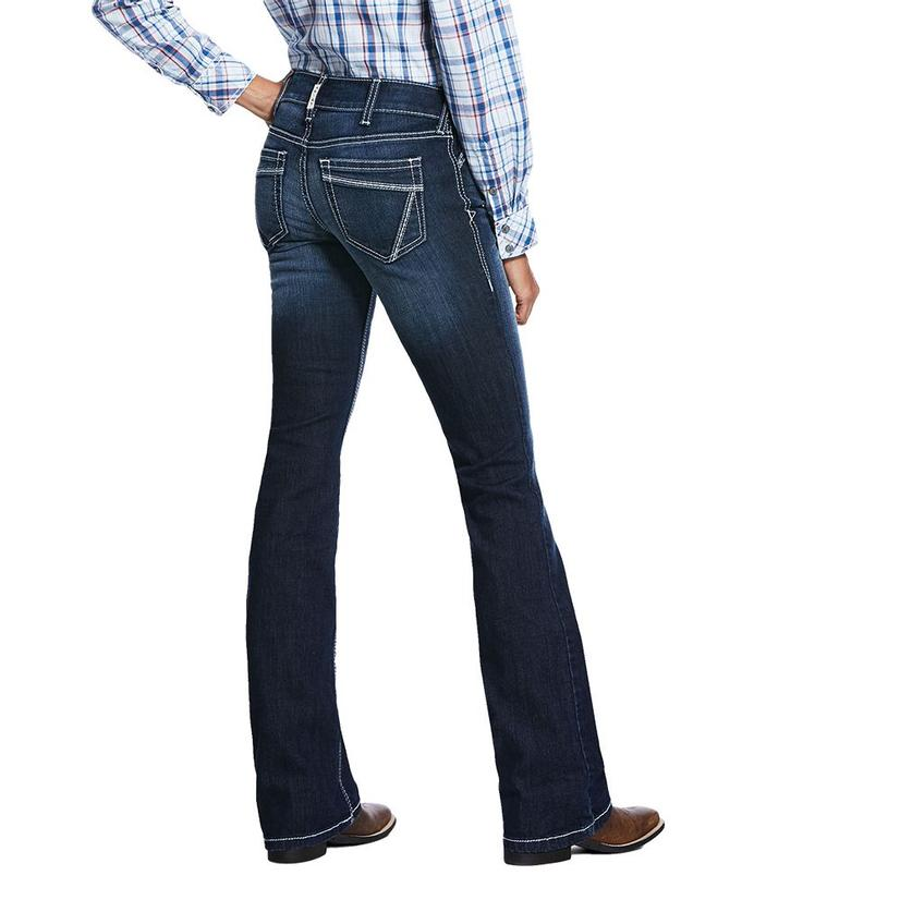 Ariat R.E.A.L.Arrow Fit Bootcut Malinda Women's Jean