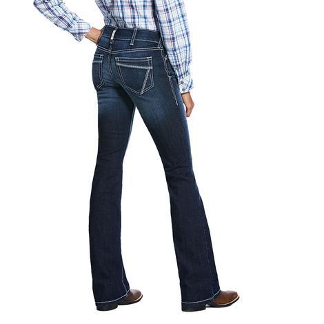 Ariat R.E.A.L. Arrow Fit Bootcut Malinda Women's Jean