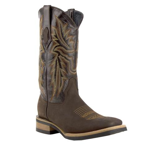 Ferrini Maverick Chocolate Men's Boots