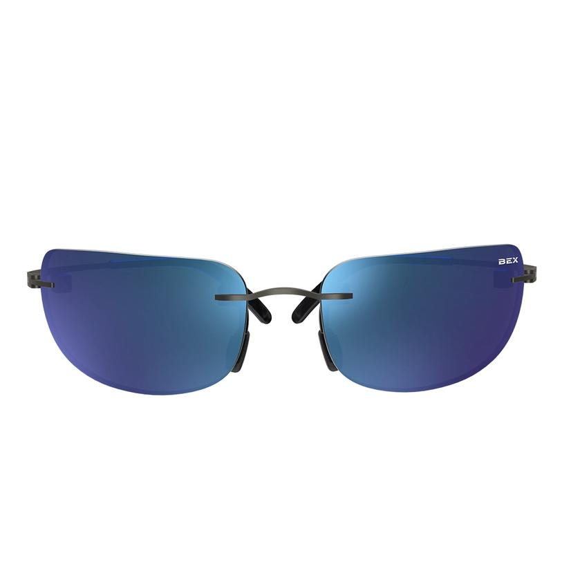 Bex Salerio X Gunmetal Iris Sunglasses