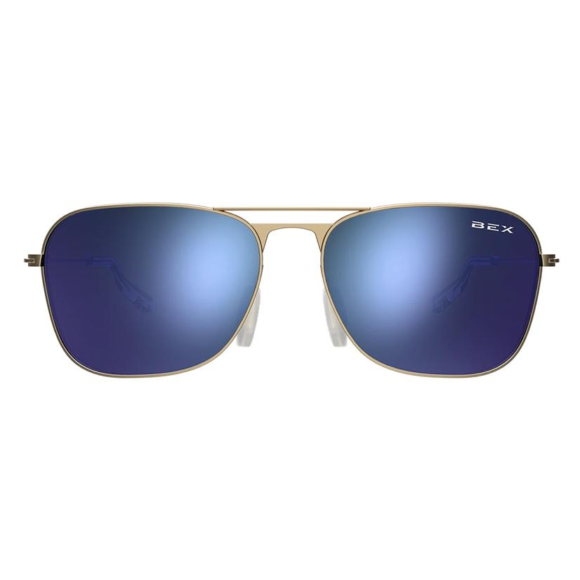 Bex Ranger Gold Sky Sunglasses
