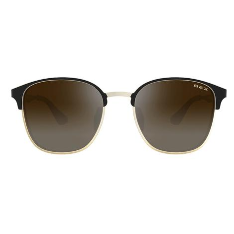 BEX Tanaya Black Gold Sunglasses