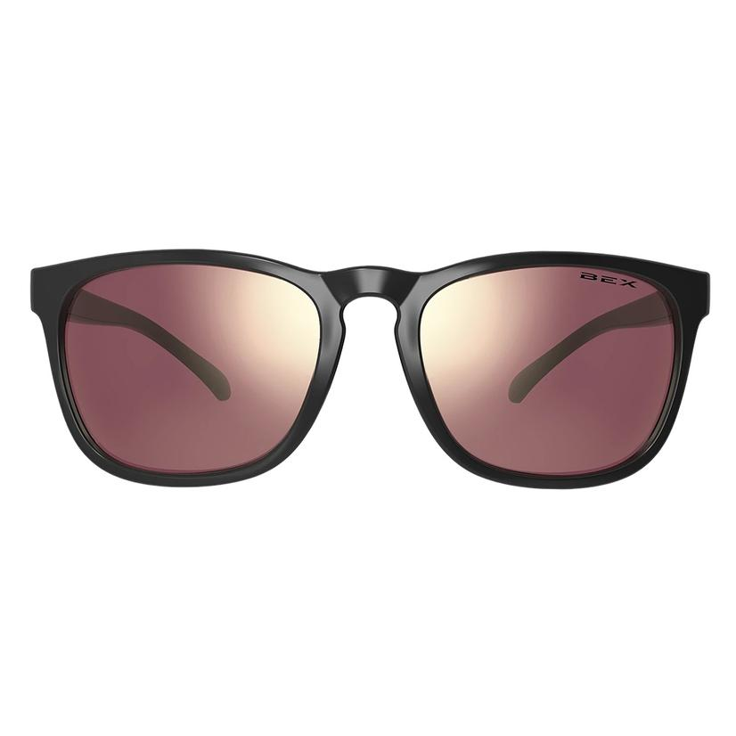 Bex Baby Byrd Black Pink Sunglasses