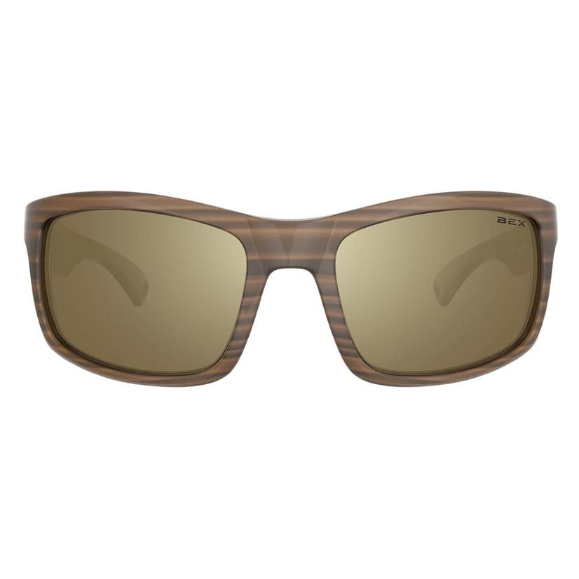Bex Ghavert Fx Tortoise Gold Sunglasses