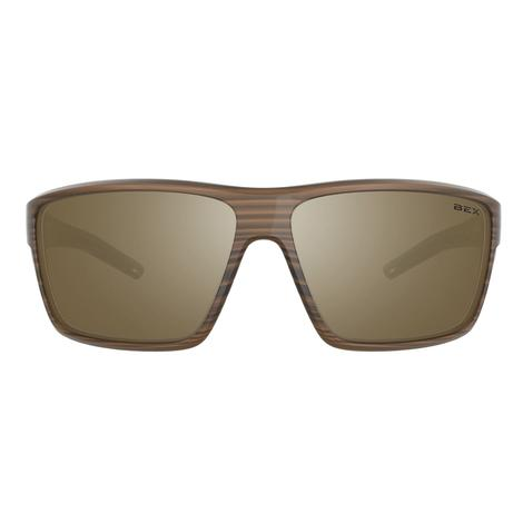 BEX Fin Tortoise Gold Sunglasses