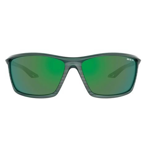 BEX Sonar Forrest Green Sunglasses