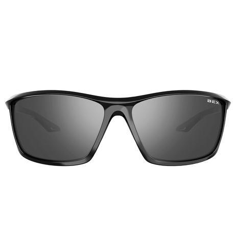 BEX Black Silver Sunglasses
