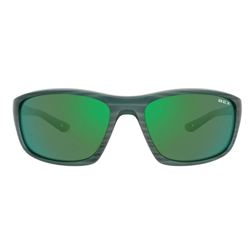 Bex Crevalle Forest Green Sunglasses