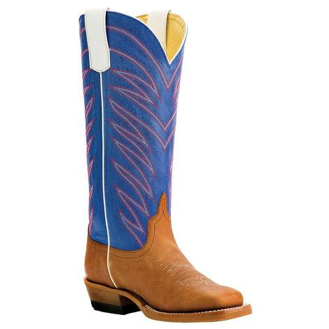Anderson Bean Honey Crazyhorse Royal Sinsation Kids Boots