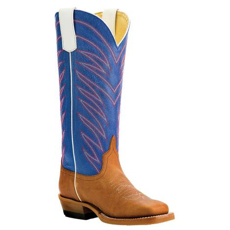 Anderson Bean Honey Crazyhorse Royal Sinsation Youth Boots