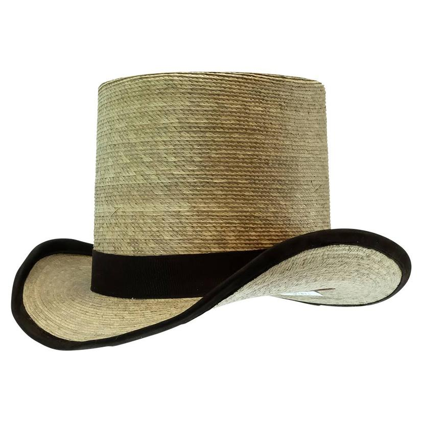 Sunbody Hat Mexican Green Brown 2.5