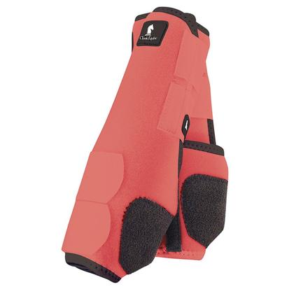 Classic Equine Front Legacy Sport Boot Front CORAL