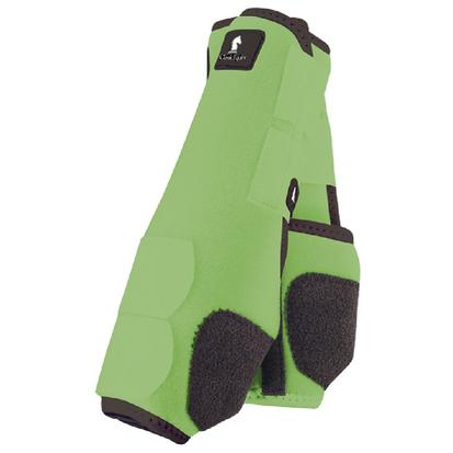 Classic Equine Front Legacy Sport Boot Front LIME