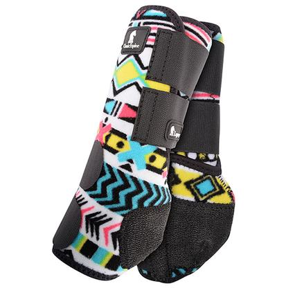 Classic Equine Front Legacy Sport Boot Front TRIBAL