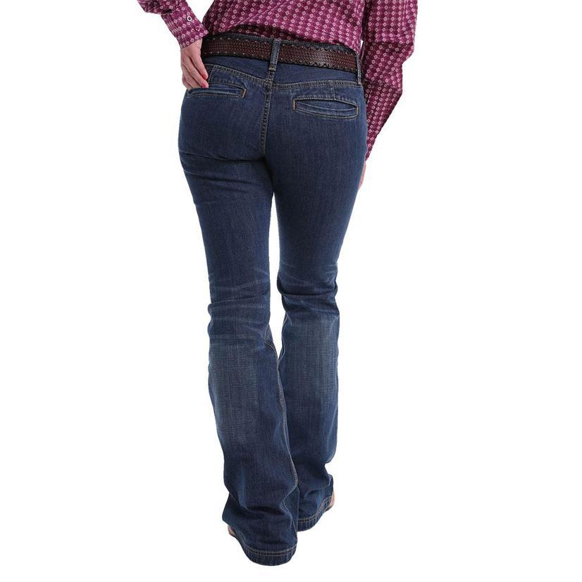 Cinch Lynden Slim Fit Women's Trousers