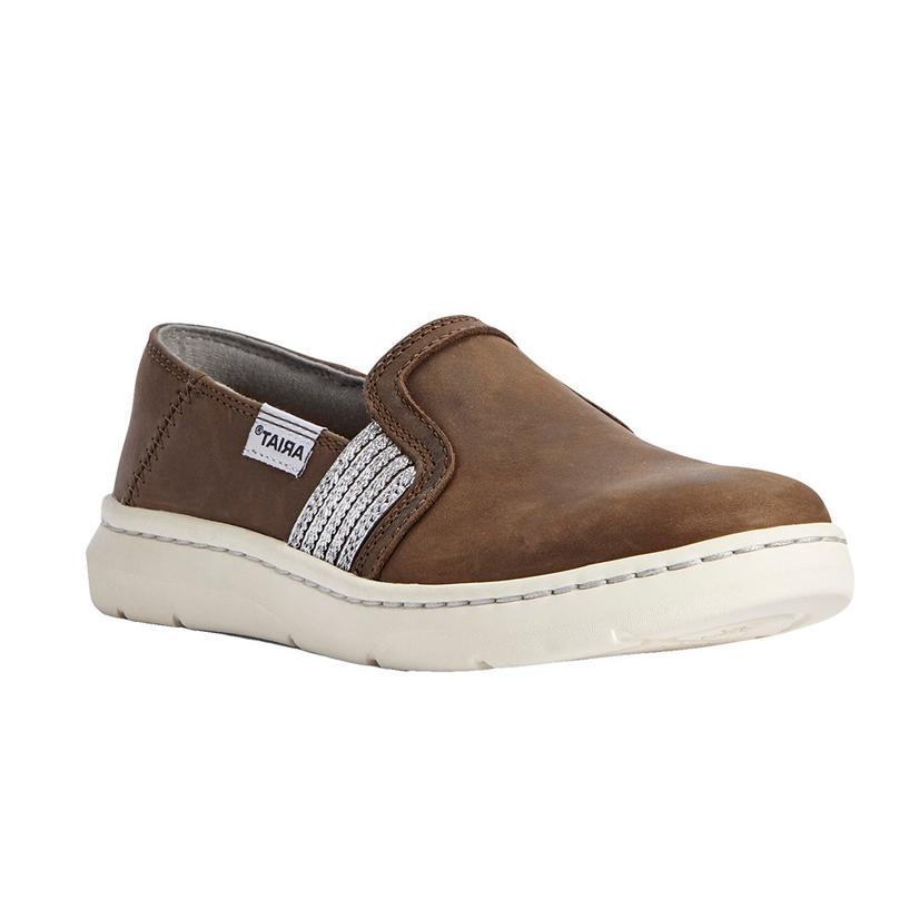 Ariat Ryder Brown Metallic Accent Women's Shoe