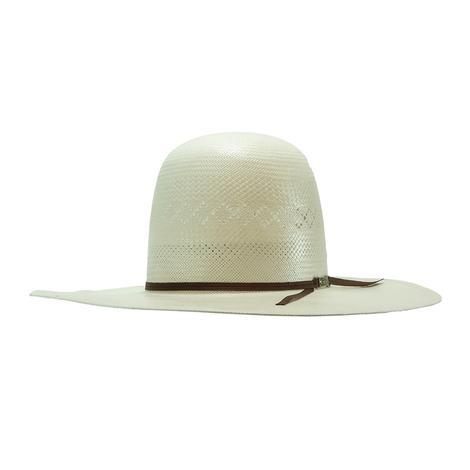 American Hat Company 4.25 Brim Straw Cowboy Hat