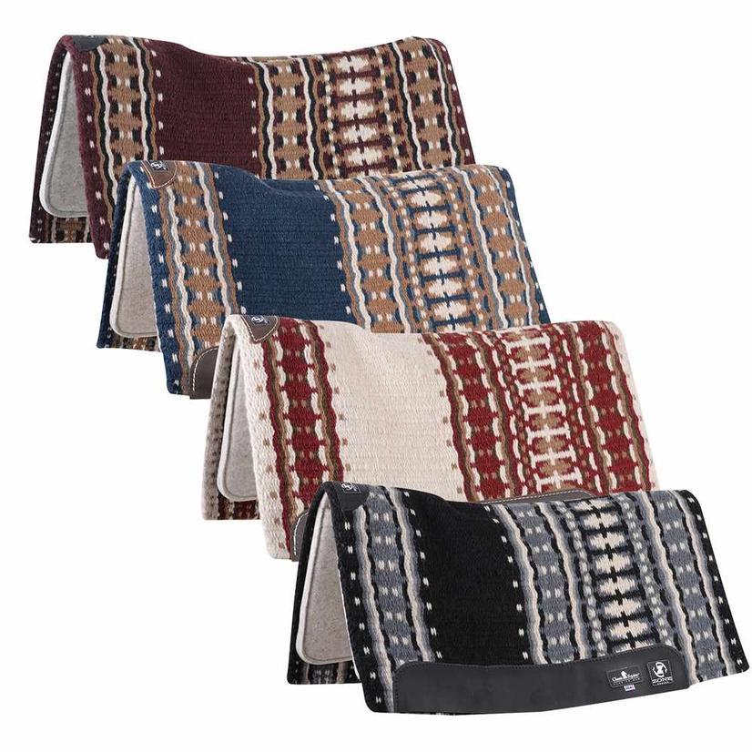 Zone Wool Top Pad 34 ` X38 ` X3/4 `