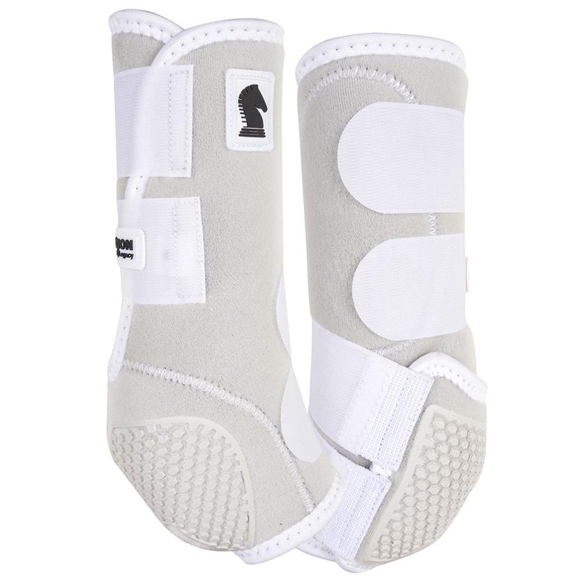 Flexion By Legacy Sport Boot Hind WHITE