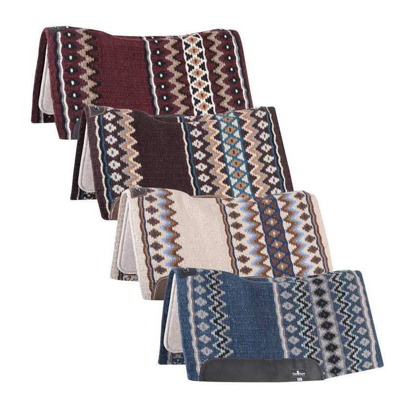 Esp Contoured Wool 34 ' X 38 ' X 3/4 Inch Pad