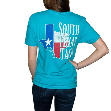 South Texas Tack Texas Tee