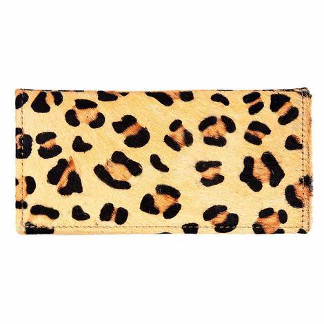 American Darling Bags Leopard Wallet