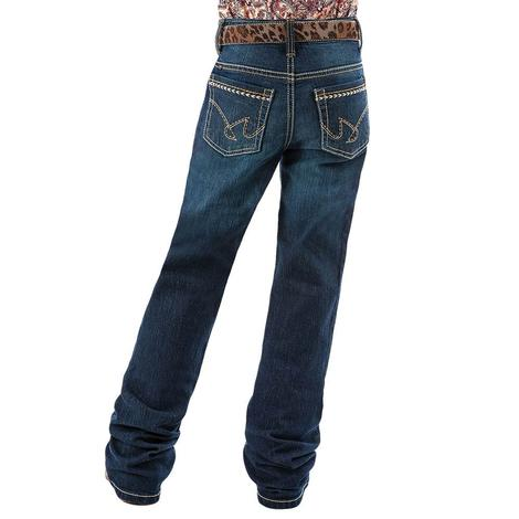 Cruel Girl Lucy Jean Midrise Slim Fit Bootcut Girl's Jeans
