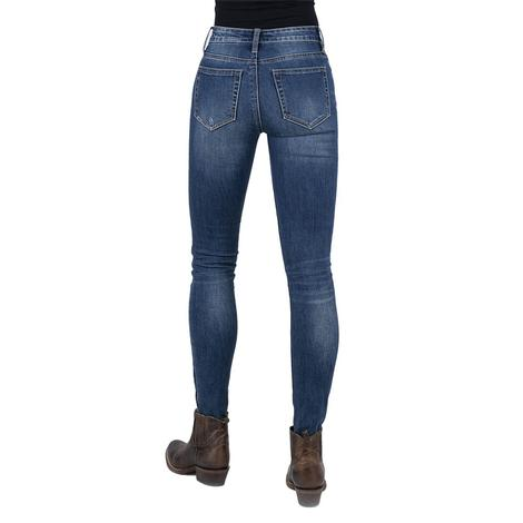 Stetson High Rise Skinny Jeans