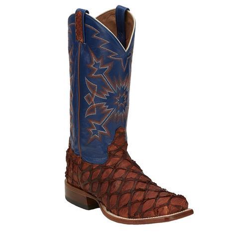 Tony Lama Ballast Pecan Men's Boots