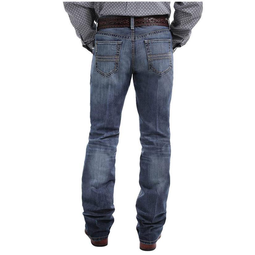 Cinch Ian Slim Fit Boot Cut Men's Jeans