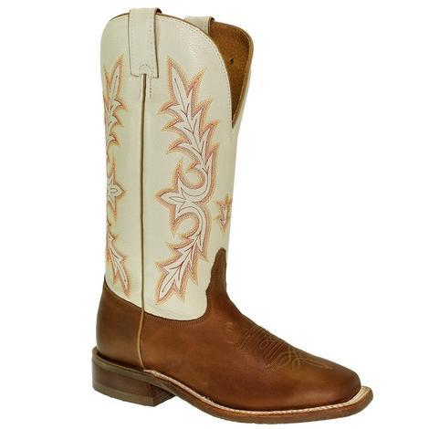 Tony Lama Americana Marlou Ivory Women's Boots