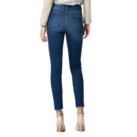 Vervet High Rise Crop Skinny Leg Women's Jeans