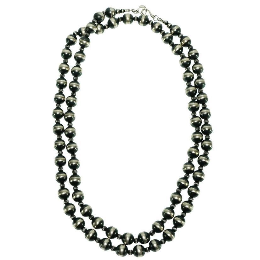 South Texas Tack 12mm And 5mm Navajo Pearls