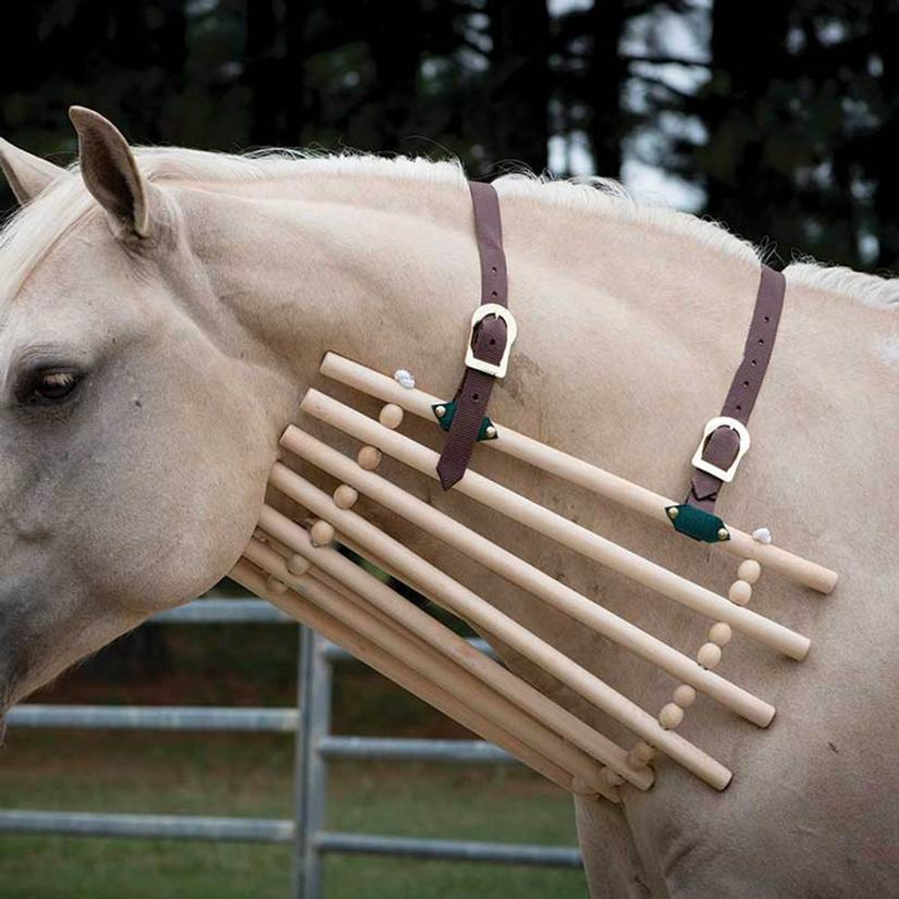 Wood Neck Cradle