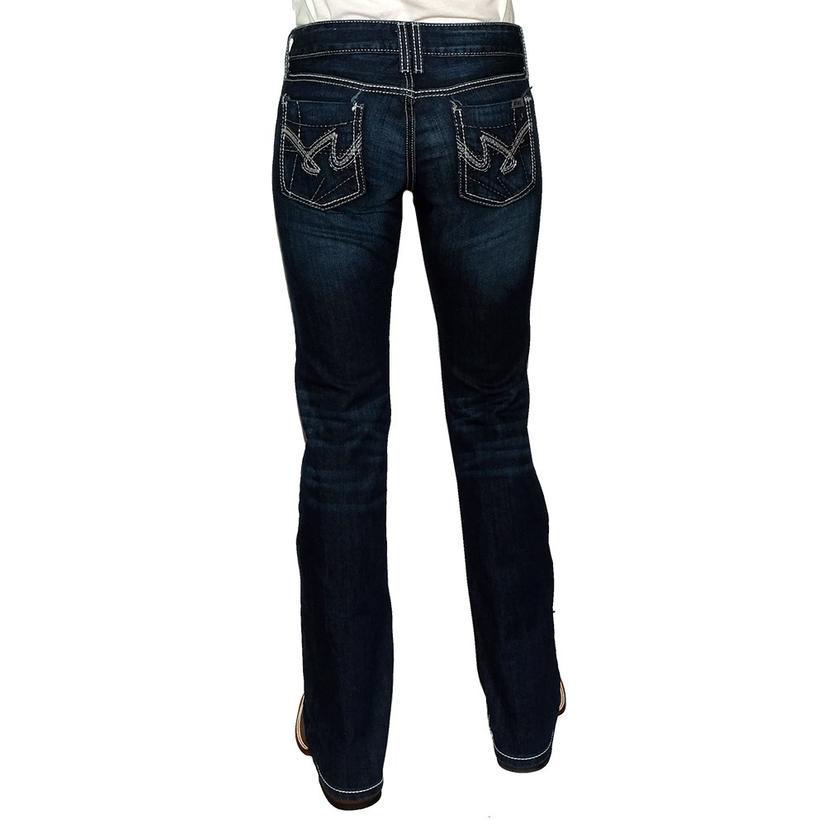 Cruel Girl Abby Slim Fit Bootcut Women's Jeans