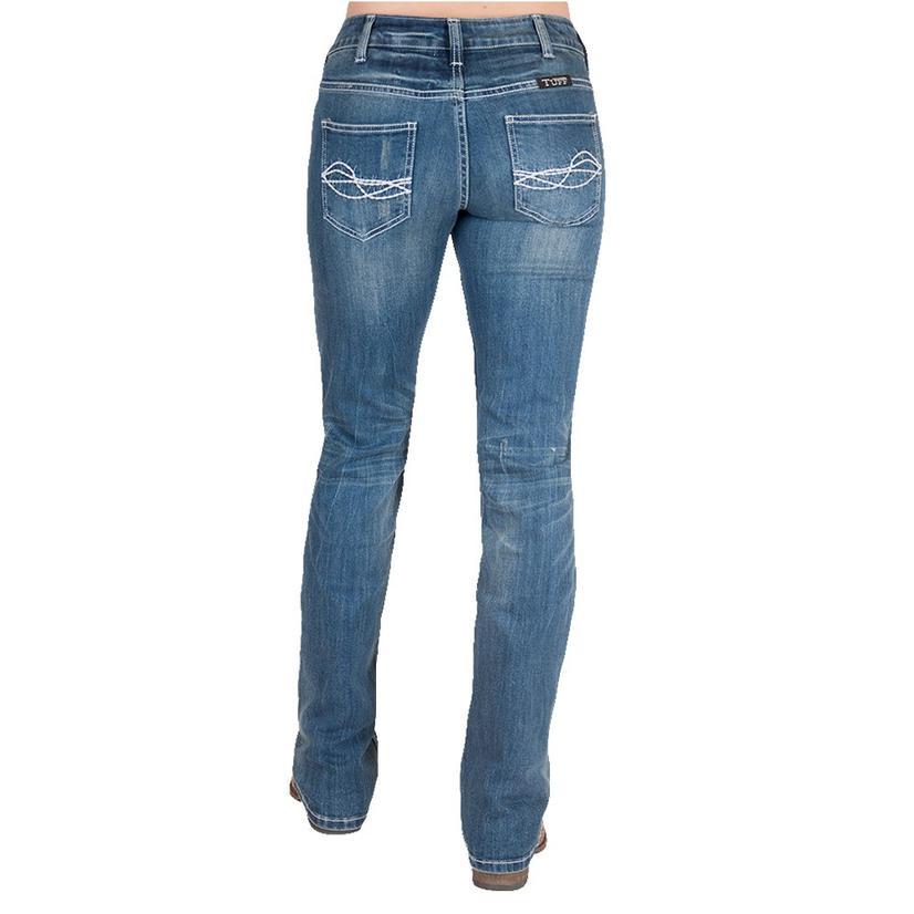 Cowgirl Tuff Hippie Reboot Bootcut Women's Jeans
