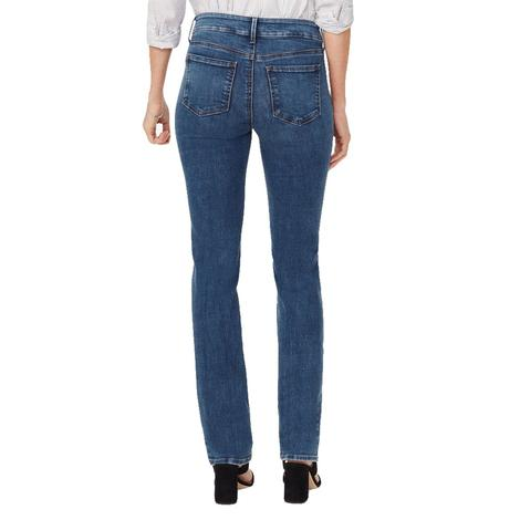 Not Your Daughter's Jeans Marilyn Straight Presidio Jeans