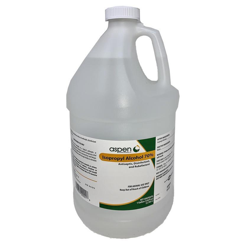 Alcohol 70 Percent - Gallon