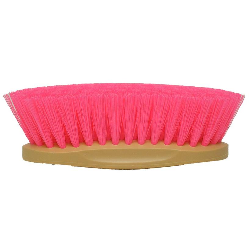 No 33 Rebel Pink Synthetic Bristle Brush