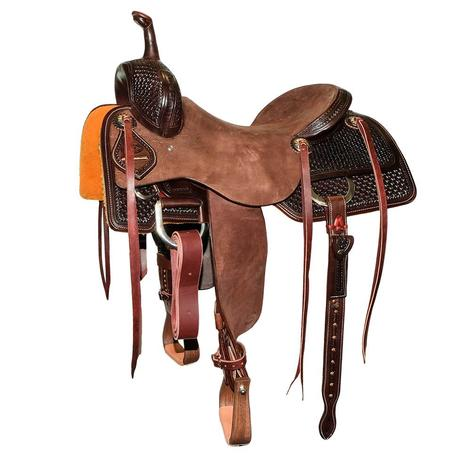 STT Cutter Half Roughout Half Chocolate Windmill Tool Saddle